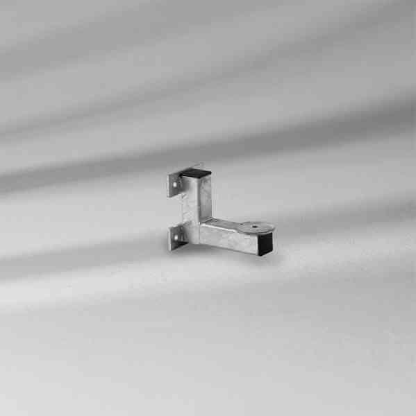 Mauerkonsole Z, Ausladung (Wandabstand) 180 mm, Stahl verzinkt