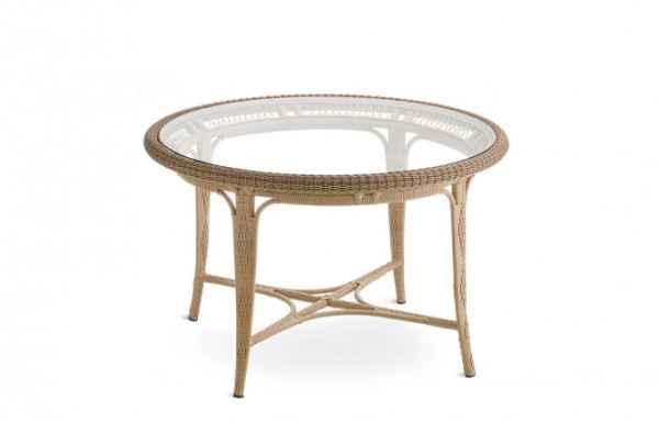ALGA Tisch 120 cm rund