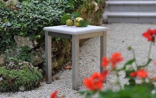 GRANICIUM Tisch 40 x 40 x 50 cm