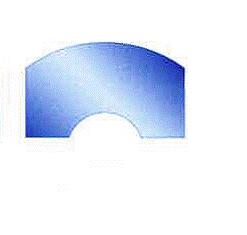Vorlegeplatte für Beo Kaminofen von Skantherm Glas