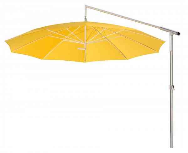 DACAPO Sonnenschirm 250 x 335 cm oval