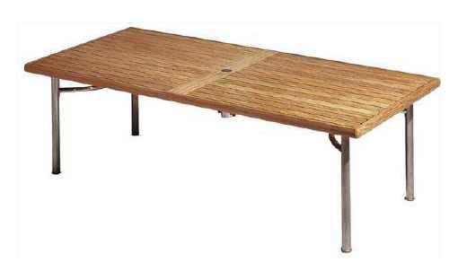 CANNES Tisch 240 x 120 cm rechteckig