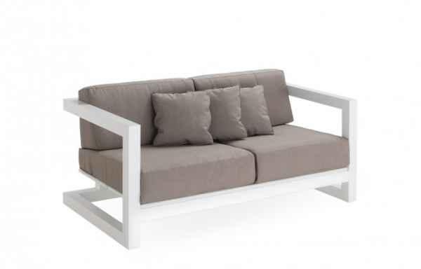 weekend lounge 2 sitzer sofa point gartenm bel. Black Bedroom Furniture Sets. Home Design Ideas