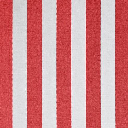 63 – DOLAN® Retro Streifen rot/weiss