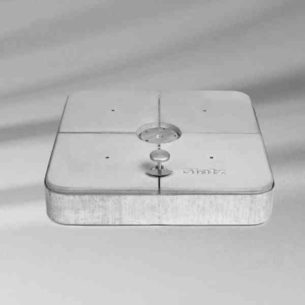 Glatz Rollensockel M4, 150 kg