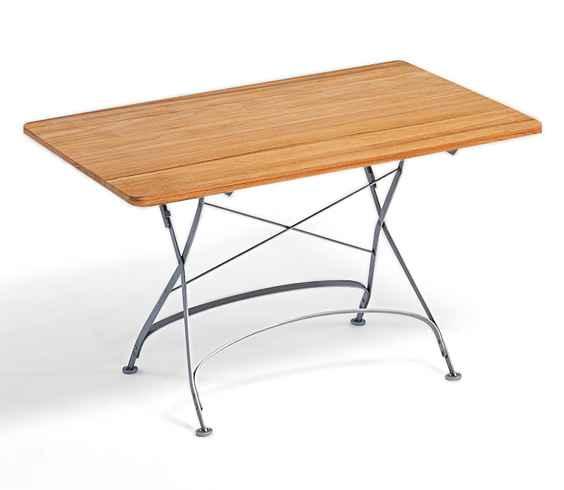 CLASSIC Klapptisch 120 x 80 cm rechteckig
