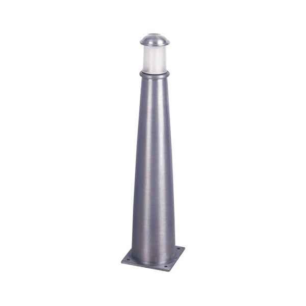 LUCE-FER Stehleuchte 50 cm Aluminium verzinkt