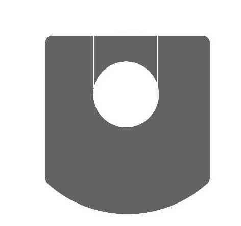 Vorlegeplatte für Scan 83 Kaminofen, Stahl grau