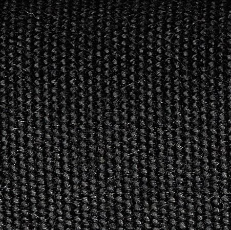 408 - black | 100 % Polyester ca. 250 g/m2 | spinndüsengefärbt aus Stapelfaser | Lichtechtheit 7, UPF 50+