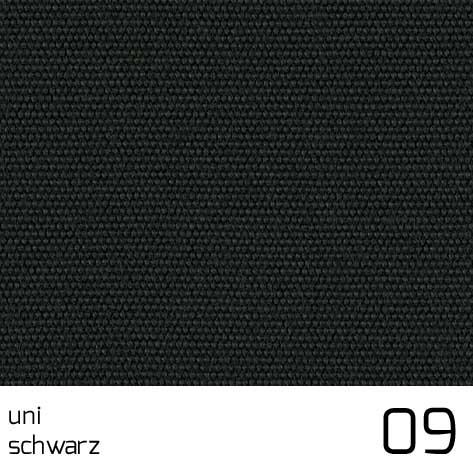 Dolan schwarz 09 | 100% Polyacryl (Dralon®)