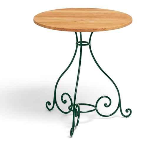 CLASSIC Tisch 65 cm rund