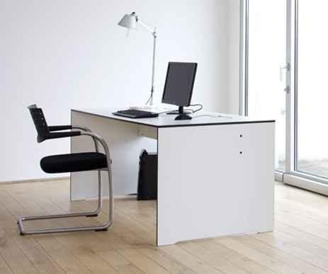 RIVA OFFICE Schreibtisch 180 x 80 cm