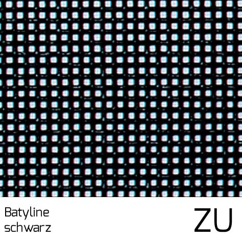 schwarz (ZU) |Batyline Gewebe