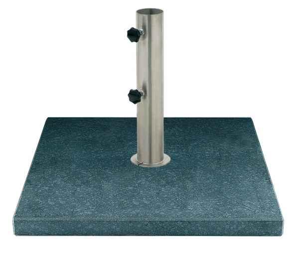 CEYLON Bodenplatte Granit schwarz 54 kg