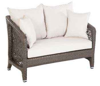 MADRID 2-Sitzer Lounge Sofa