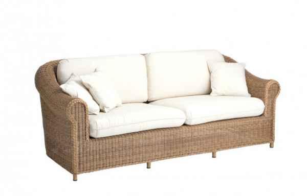 BRUMAS Lounge 3-Sitzer Sofa