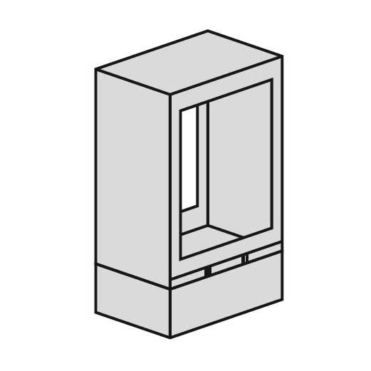 skantherm elements 603 tunnel kaminofen mit 10 kw heizleistung skantherm kamin fen. Black Bedroom Furniture Sets. Home Design Ideas