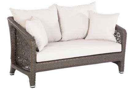 MADRID 3-Sitzer Lounge Sofa