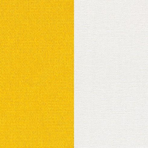 18 - DOLAN® Streifen gelb/weiss