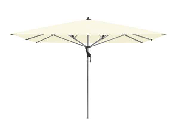 FORTERO® Sonnenschirm 250 x 250 cm quadratisch