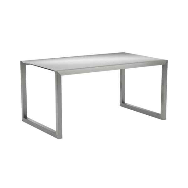 NINIX Tisch 150 x 90 cm Glas
