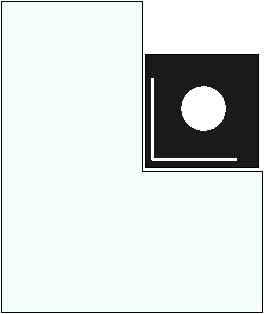 Vorlegeplatte für Elements Kaminofen feststehend, 1115 x 900 mm, Form 3