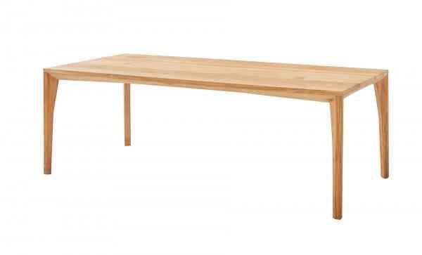 Santander Tisch 160 x 90cm Teak recycled 3 Planken