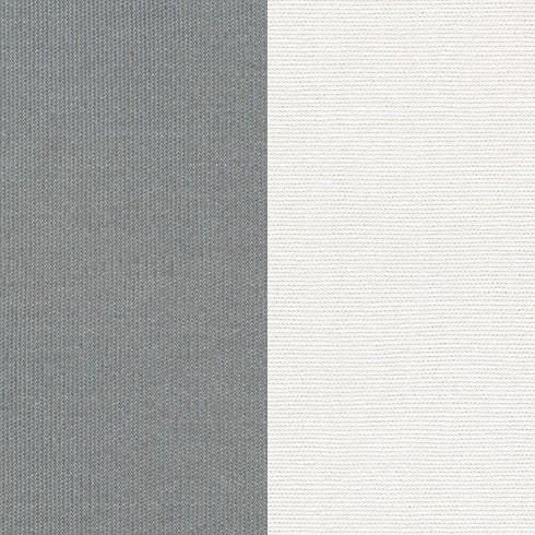 19 - DOLAN® Streifen grau/weiss