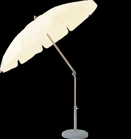 ALEXO® Sonnenschirm 200 cm rund