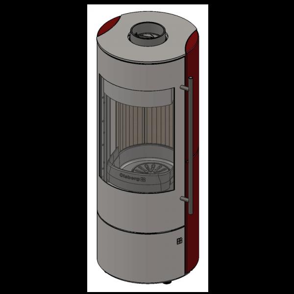 TIPAS Compact I Kaminofen