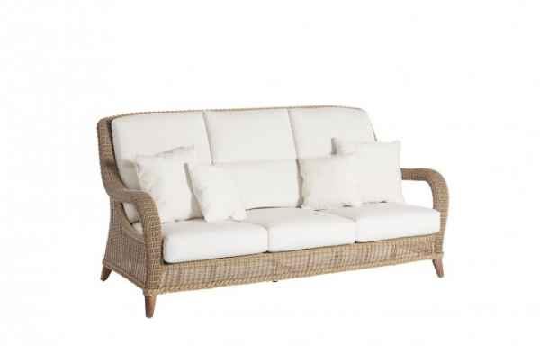 KENYA Lounge 3-Sitzer Sofa