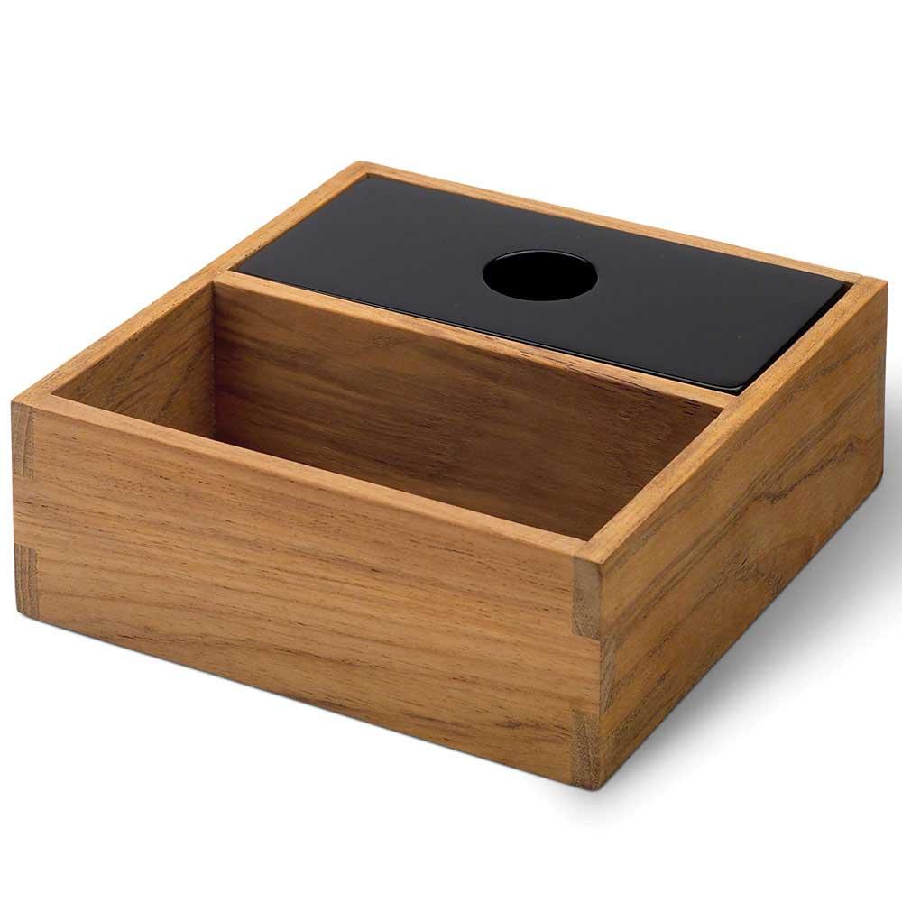 skagerak gartenm bel tea time box teak. Black Bedroom Furniture Sets. Home Design Ideas