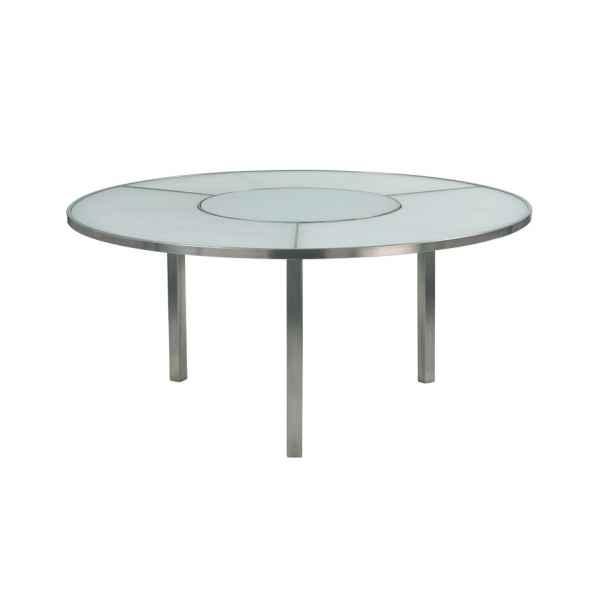 O-ZON Tisch 160 cm rund