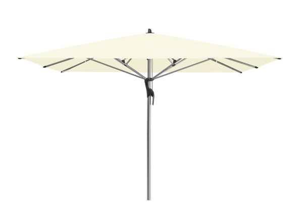 FORTELLO® / LED Sonnenschirm 350 x 350 cm quadratisch