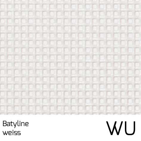 weiss (WU) |Batyline Gewebe