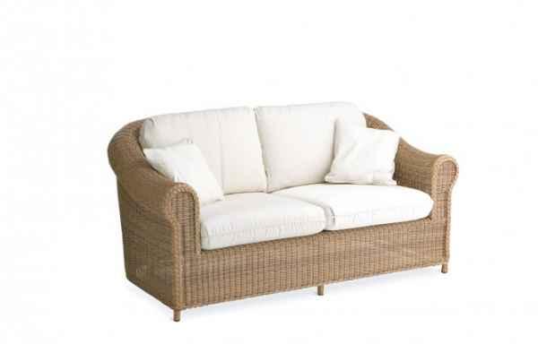 BRUMAS Lounge 2-Sitzer Sofa
